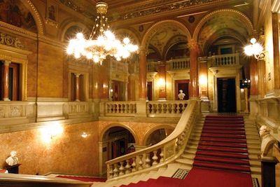 Oper in Budapest