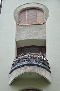 Bedő Haus in Budapest