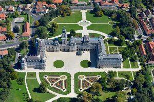Festetich Schloss in Keszthely