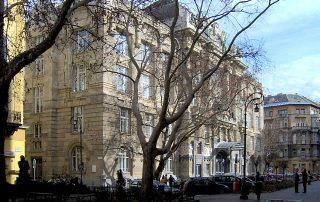 Musikakademie in Budapest