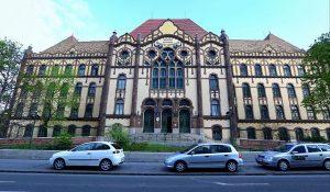 Bildeninstitut in Budapest