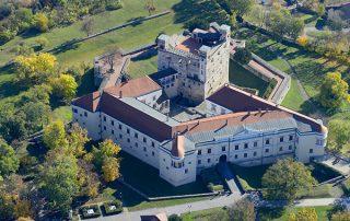 Burg von Sarospatak