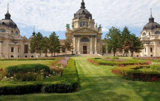 Széchenyi Heilbad in Budapest