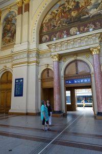 Ostbahnhof in Budapest