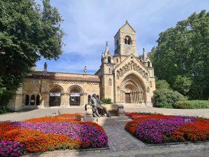 Jaker Kapelle in Budapest