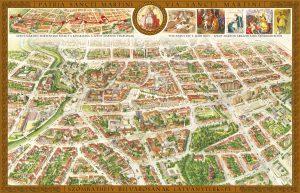 Auf den Spuren von Sankt Martin in der Innenstadt von Szombathely