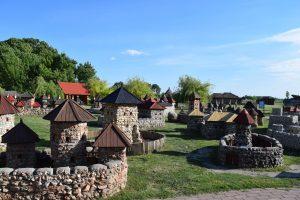 Burgpark in Dinnyes