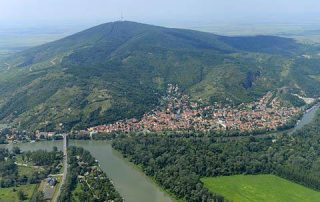 Theiss in Tokaj