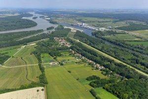 Donau in Ungarn