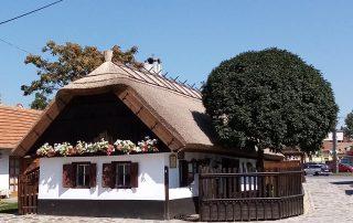 Altes Bauernhaus in Hadas, in Mezőkövesd