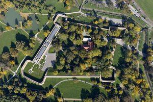 Burg von Zrinyi in Szigetvar