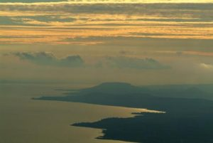 Tihanyer Halbinsel mit dem Plattensee