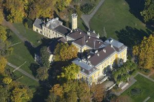 Károlyi Schloss in Füzérradvány