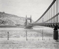 Budapest im Winter, 1907