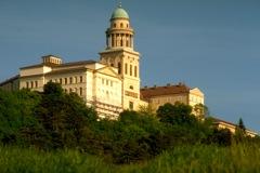 Pannonhalma, Abtei