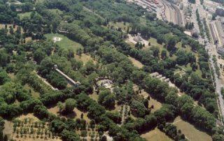 Kerepescher Friedhof in Budapest