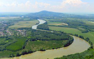Theiss bei Tokaj